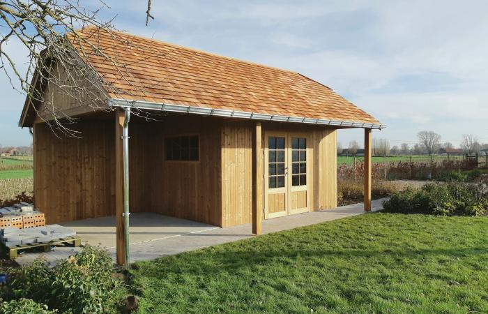 Tuinhuis cottage
